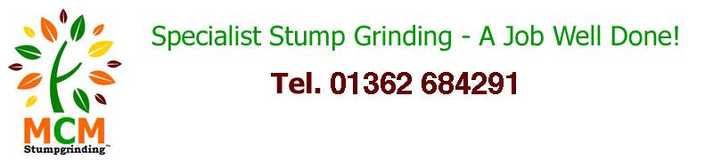 Mcm Stumpgrinding Norfolk